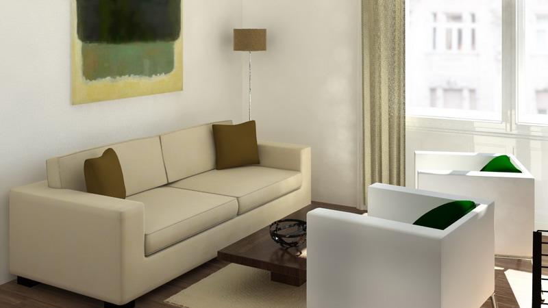 Дизайн-проект квартир в Самаре