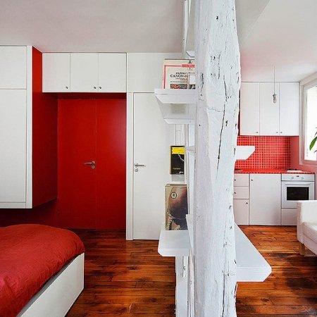 Советы по ремонту квартиры-студии